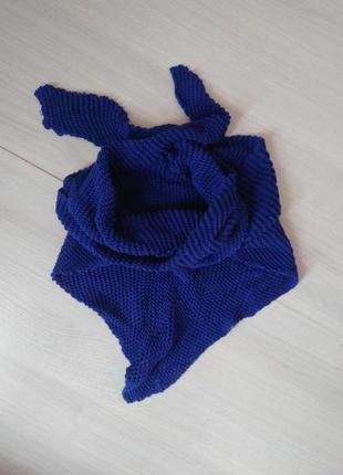 Теплый шарф платок палантин