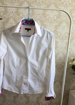 Рубашка burberry, s