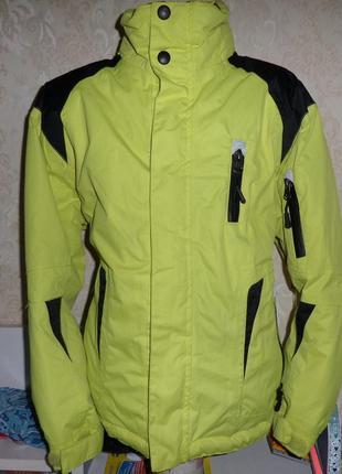 Лыжная куртка alive thinsulate рост 128 см,