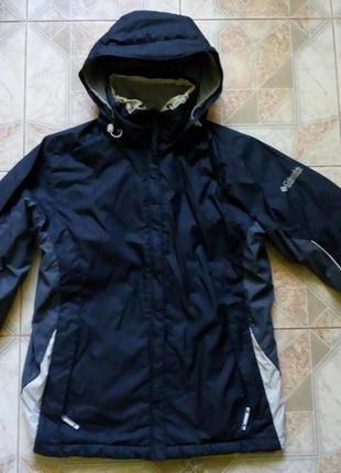 Фирменная утепленная куртка columbia