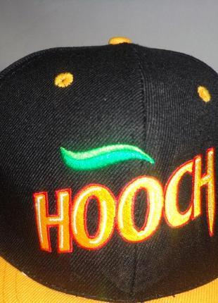 Hooch кепка снепбек