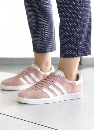 Adidas(натуральная замша) размеры 36-40
