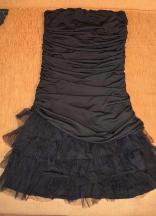 Клубное платье размер xs-s