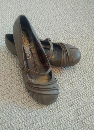Туфли балетки женские размер 38.5см