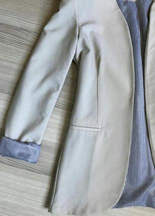 Пиджак / жакет стильного кроя