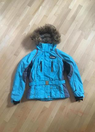 Спортивная, лыжная, зимняя куртка colmar