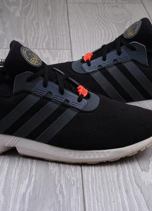 uk availability 9c186 30eb6 Кроссовки adidas zx flux 40 оригинал рефлекторные (Adidas) за 500 грн. |  Шафа