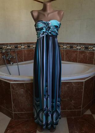 Длинное платье / платье в пол