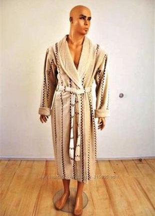 Распродажа мужских халатов nusa турция ххl