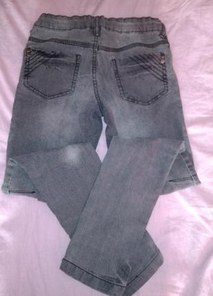 Классные джинсики для девочки