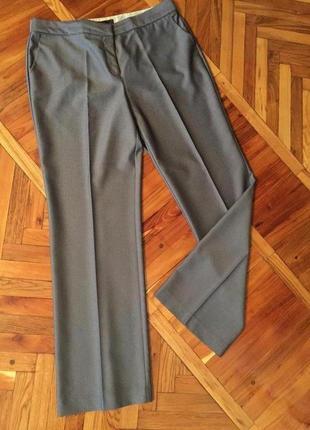 Классические брюки большого размера в ромбик next