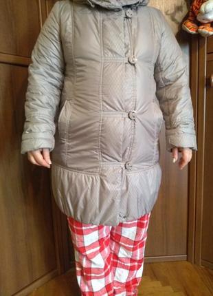Куртка на осень до морозов( силикон 120)