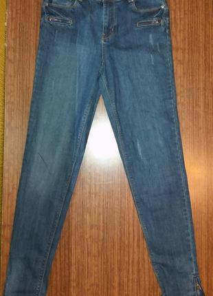 Стильные фирменные джинсы castro