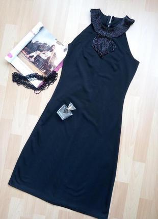 Шикарное платье р.46