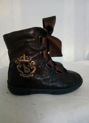 Ботиночки для принцессы camper (италия)