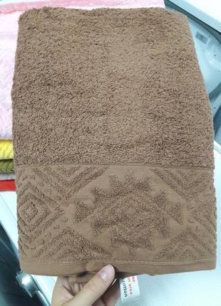 Плотное банное полотенце турция из 100% хлопка ae cotton