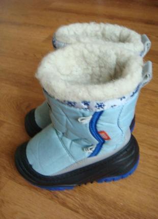 Demar зимние сапоги ботинки размер 26-27 размер