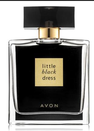 Духи avon lbd черное платье 50 мл