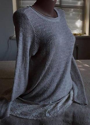 Оригинальный свитер   48-50р