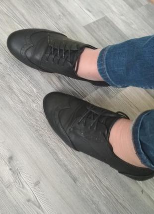 Стильные туфли оксфорды лоферы next