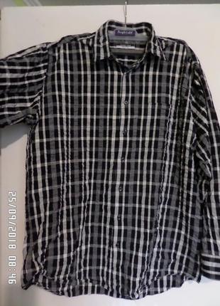 Basic line casual wear сорочка