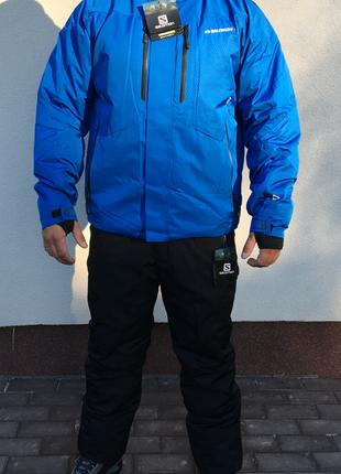 Мужские лыжные костюмы salomon, в наличии все размеры