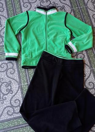 Спортивные костюмы demix флис
