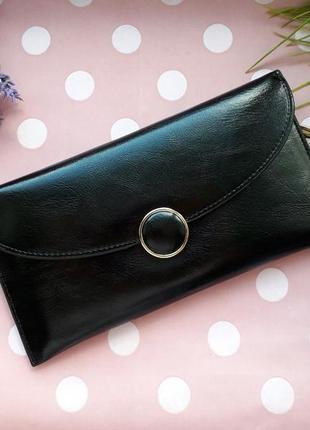 Элегантный и стильный кошелёк-клатч