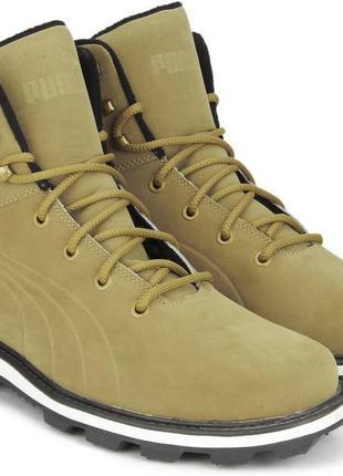 Мужские зимние ботинки puma deslerto fun/seasona, 43