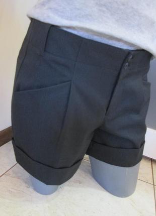 Новые стильные шорты gaр, модная vip классика, размер xs