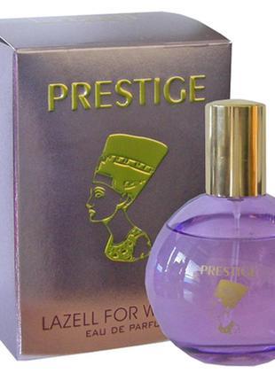 Prestige lazell парфюмированная вода 100 мл., fragrance made in france