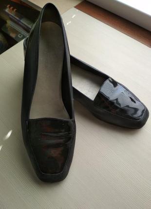 Суперские туфли лоферы, enzo angioni, 26,5см