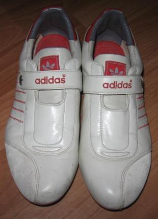 Кроссовки adidas на липучке