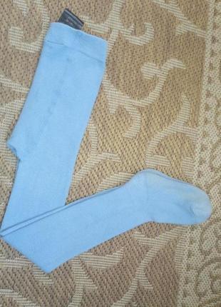 Теплые колготки для мальчика с махровым носком тсм германия 110/116
