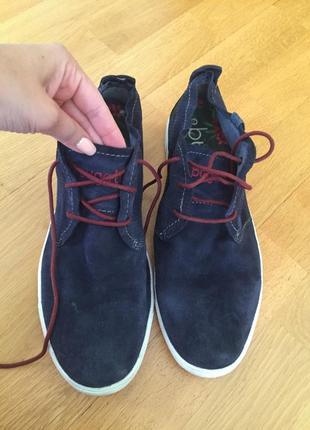 Сапоги ботинки bugatti