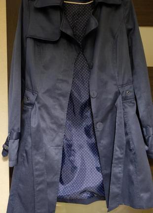 Плащ-пальто,розмір s-m