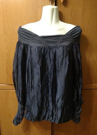 Блуза шелк италия