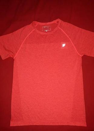 Спортивная термо футболка зональная workout