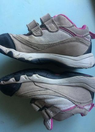 Кроссовки ботинки 17см timberland goretex