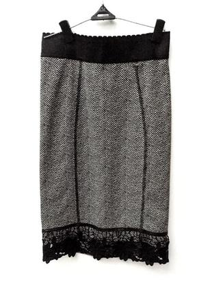 Шикарная юбочка от бренда rinascimento 🖤