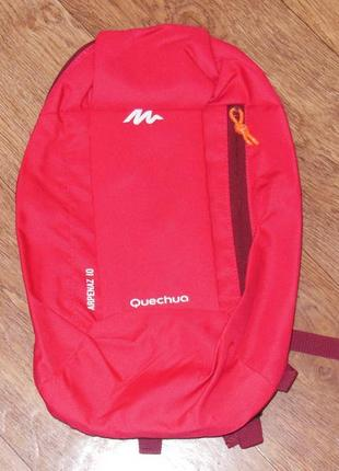 Рюкзак quechua 10л декатлон