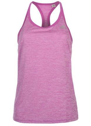 Спортивная майка adidas размер s маечка футболка для фитнеса тренировок