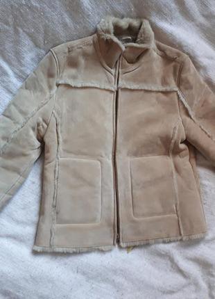 Куртка дубленка aldo l