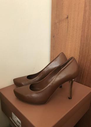 Туфли кожаные gucci р37