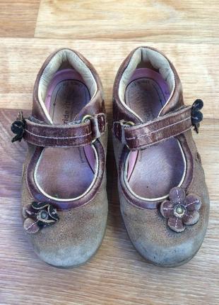 ... Туфли кожаные ортопедические для двора stride rite3 ... c9d03099590b1