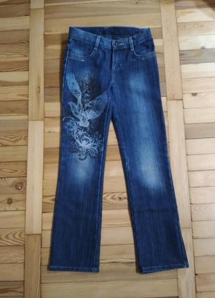 Джинсы для девочки. gloria jeans