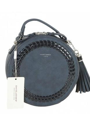 Женская сумка из экокожи david jones cm4037