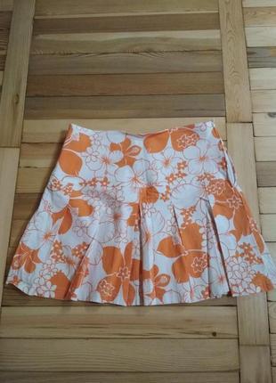 Летняя юбочка для девочки.