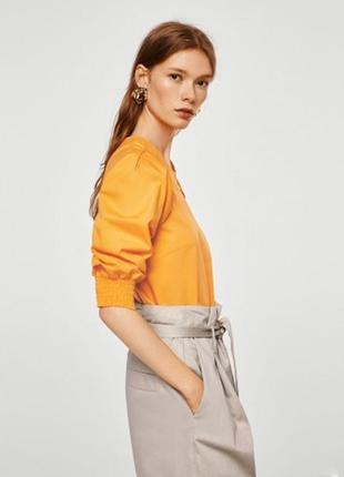 Новая блузка mango