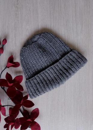 Шапка такори / шерстяная шапка